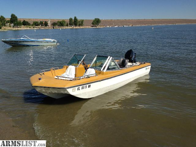 armslist  trade  1977 bee craft boat with 50hp