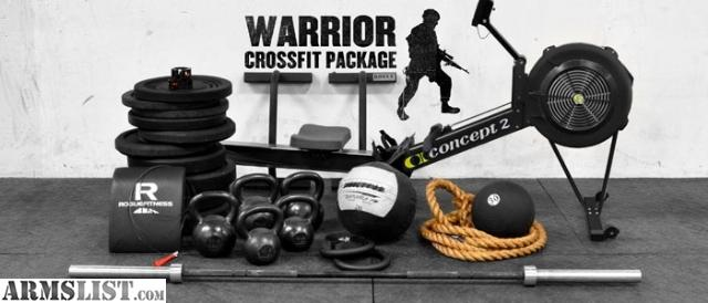 Armslist for sale rogue fitness crossfit gym bumpers