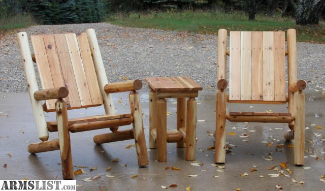 Log Beds, Dog Beds, Pet Stairs, End Tables/night Stands, Dining Tables And  Chairs, Adirondack Chairs, Coffee Tables, Entertainment Centers, Picture  Frames, ...