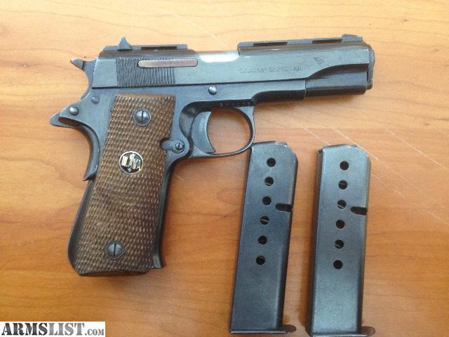 "LLAMA ""ESPECIAL"" Mini-1911 .32acp w. Holster"