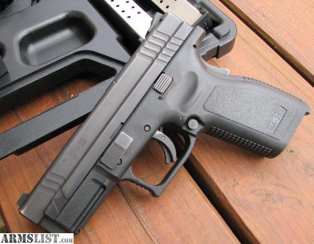 armslist for sale  trade springfield xd 9mm 4 quot Glock 17 3rd Gen Glock 17 3rd Gen