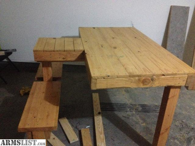 Armslist For Sale Two Person Shooting Bench