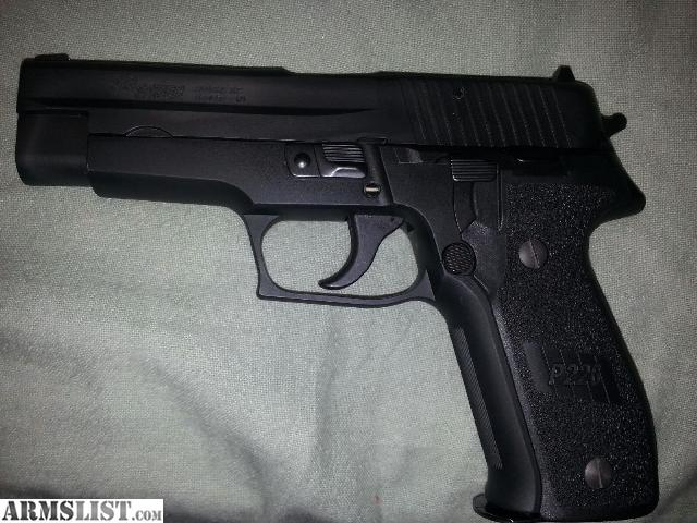 ARMSLIST - For Trade: West German Sig p226 trade for glock ...