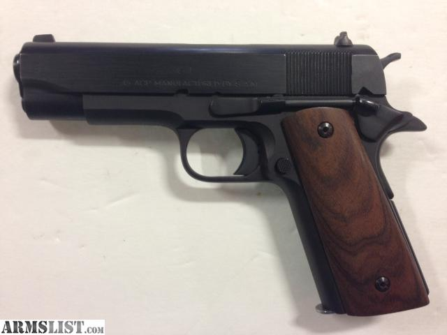 ARMSLIST - For Sale: Century Arms SAM 1911 GI Pistol .45 ACP 4.25