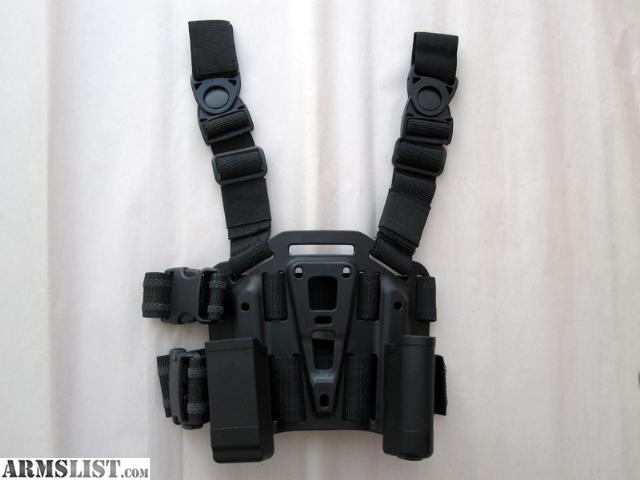 Blackhawk Serpa Magazine Holder ARMSLIST For Sale NEW Blackhawk SERPA drop leg holster platform 24