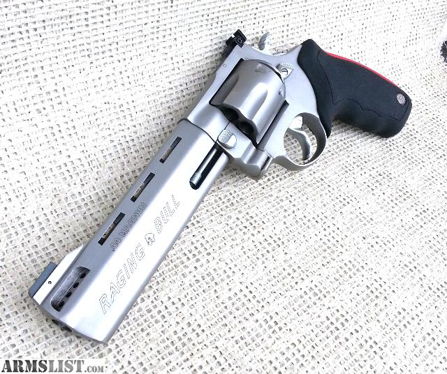 Where On Earth To Buy A Raging Bull Ss 44 Mag 6 5