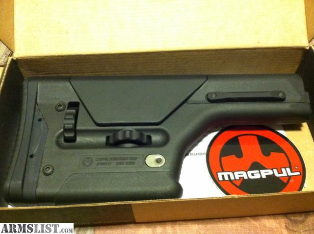 armslist for sale magpul prs ar rifle stock rh armslist com magpul prs stock manual Magpul PRS Stock