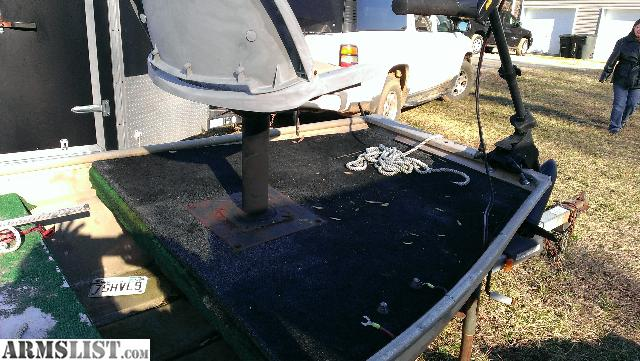 Armslist for sale 14 39 jon boat priced and packaged to move for Fish finder for jon boat