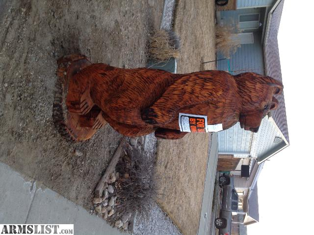Armslist for sale affordable chainsaw carving