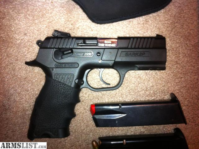 For Sale/Trade: SAR K2P (EAA) 9mm