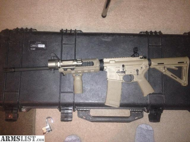 Armslist For Sale Complete Fde Magpul Set For Ar New