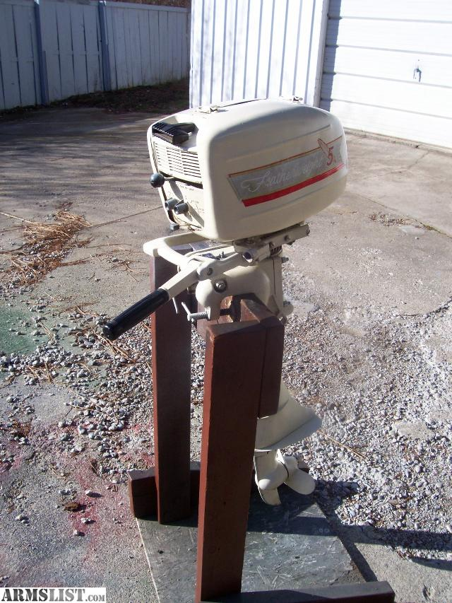 Armslist for sale trade classic clinton j5 for 5hp outboard motor for sale
