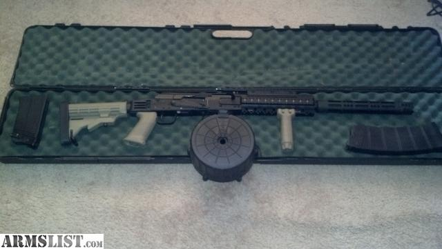 Armslist for sale saiga 12 built to excess for 12 ga door breaching rounds