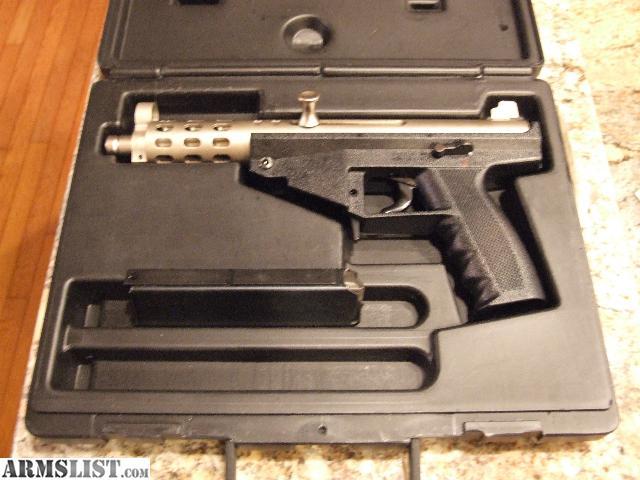 ARMSLIST - For Sale/Trade: Ap-9 9MM machine pistol (like ...