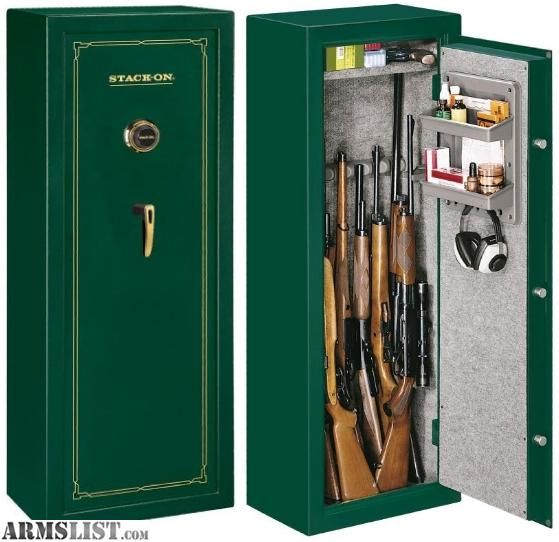 Stack-On 14 gun safe $270 clearance... FO? Now WIth PICS - AR15.COM
