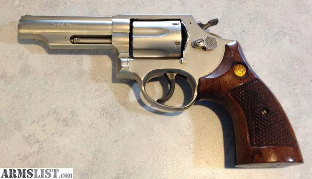 ARMSLIST - For Sale/Trade: Taurus Model 65 Stainless Steel ...