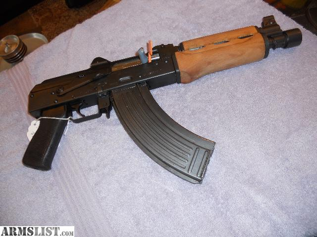 ARMSLIST - For Sale: AK 47 pistol