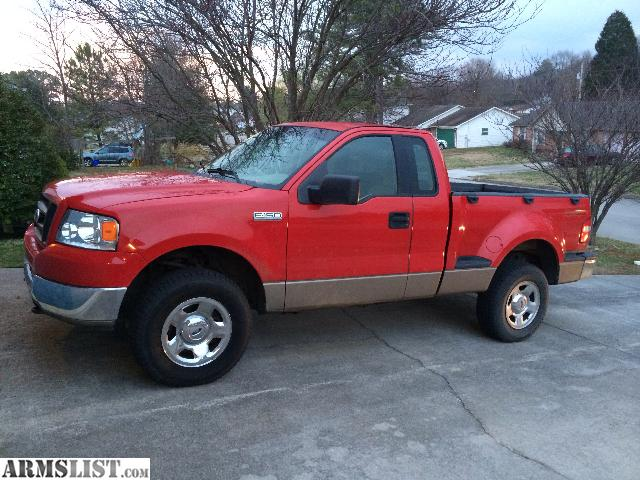 armslist for sale 2005 ford f150 ext cab 4x4 step side. Black Bedroom Furniture Sets. Home Design Ideas