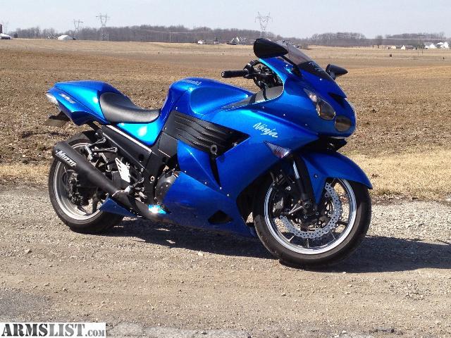 ARMSLIST - For Sale/Trade: 2007 Kawasaki Ninja ZX14