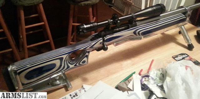 Armslist for sale custom turkey shoot gun laminated blue and white stocks savage 212 bolt action tripod front legs and rear adjuster bushnell elite precision riffle scope 8x32x40mm sciox Images