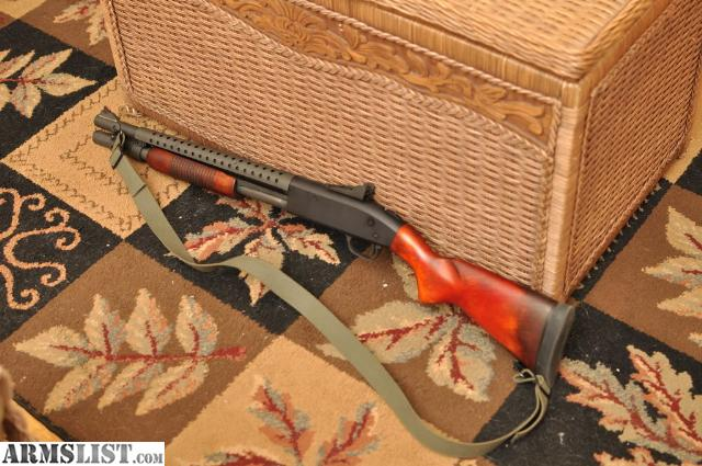 I Am Looking To Buy Wood Furniture (stock And Pump) For My Mossberg 590A1  Shotgun. Right Now I Have The Stock Synthetic Furniture.