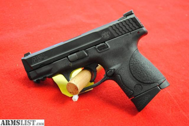 For Sale: Smith Annd Wesson M&P 9 Compact WITH