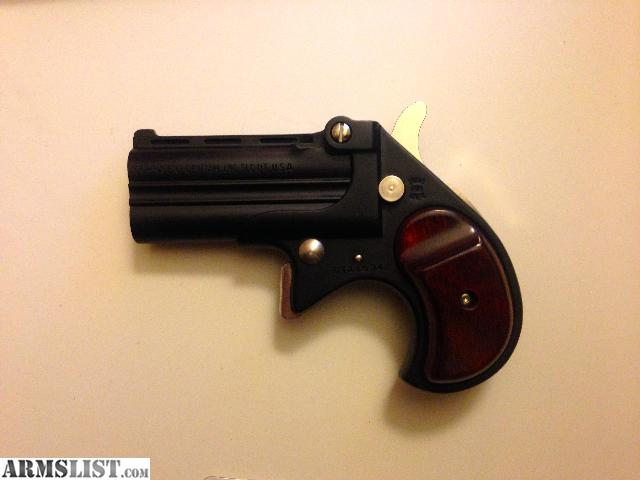 ARMSLIST - For Sale: Black Cobra 9mm Big Bore Derringer