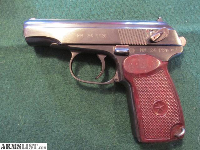 Armslist for sale makarov 9x18