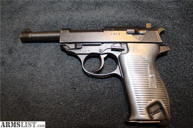 ARMSLIST - For Sale: Mauser p38 French star marked