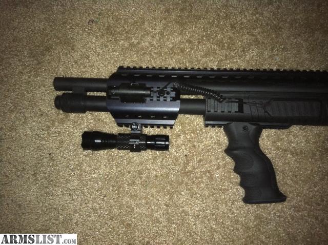 ARMSLIST - For Sale: Mossberg 590 12 gauge flex tactical ...