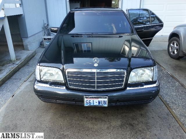 Armslist for sale 1996 s420 mercedes benz for Mercedes benz s420 for sale