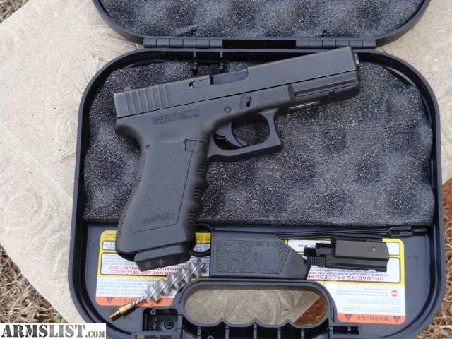 ARMSLIST - For Sale: Glock 17C 9mm full size compensated handgun!