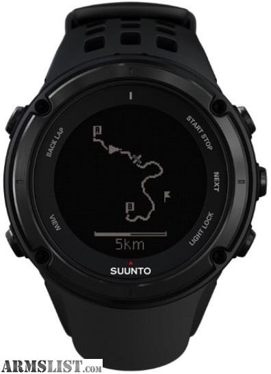 Suunto Ambit Voted Best GPS Watch 2012 - YouTube  |Suunto Military Gps Watches