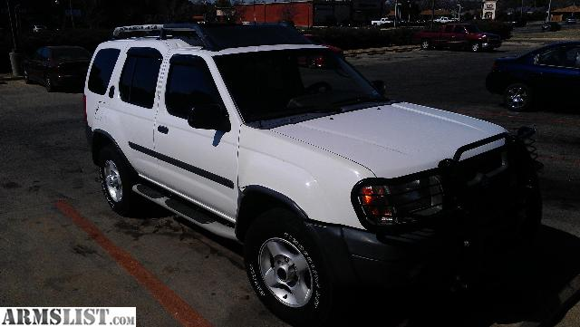 armslist for sale trade 2001 nissan xterra 4x4 123k miles. Black Bedroom Furniture Sets. Home Design Ideas