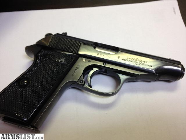 Interarms walther ppk serial number lookup