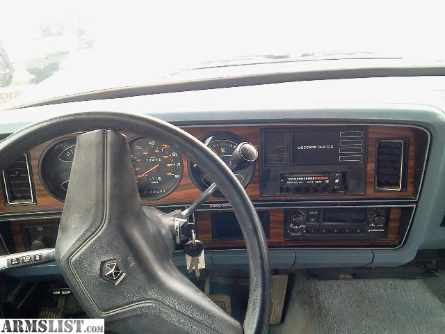 Armslist For Sale Trade Dodge Ramcharger