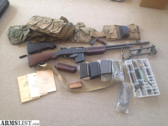 The rock and roll Marlin: the M1918 BAR