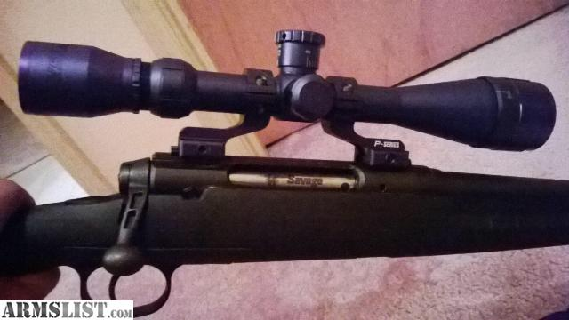 Good Scope Rings For Savage Axis