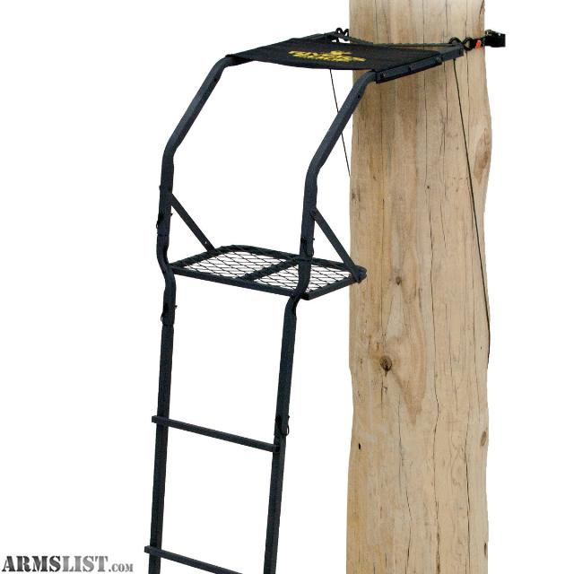 Trade Stands For Sale : Armslist for sale trade brand new rivers edge tree
