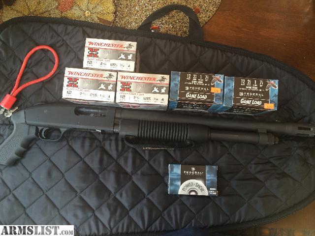 armslist for sale mossberg 500 door buster shotgun in