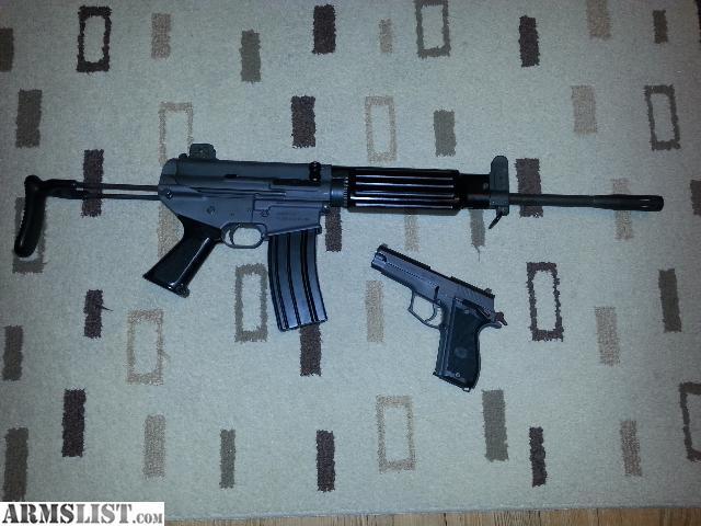 ARMSLIST - For Sale: Daewoo K1 A1 5.56 pre ban / Daewoo DP51 9mm
