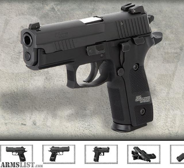 For Sale Trade Sig Sauer P229 9mm Tacpac With: For Sale/Trade: Sig Sauer P229 Dark Elite 9mm