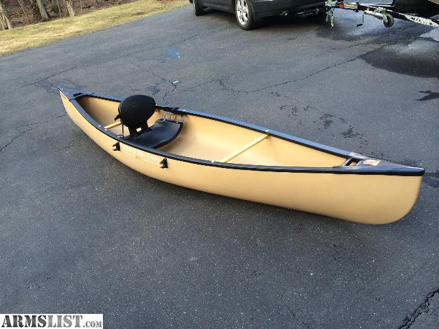 Armslist for sale field stream kay noe solo canoe for Field and stream fishing kayak