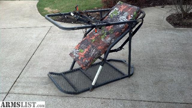 Armslist For Sale Tree Stand Deer Stand 2 Climbing
