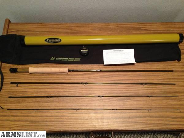 Armslist for sale trade sage circa fly rod brand new for Craigslist fishing rods and reels