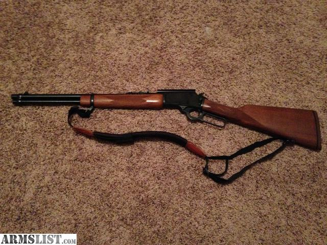 Armslist for sale marlin 1894c lever action 357 magnum 38 special