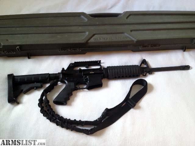ARMSLIST - For Sale: OLYMPIC ARMS AR15-A2 PLINKER PLUS