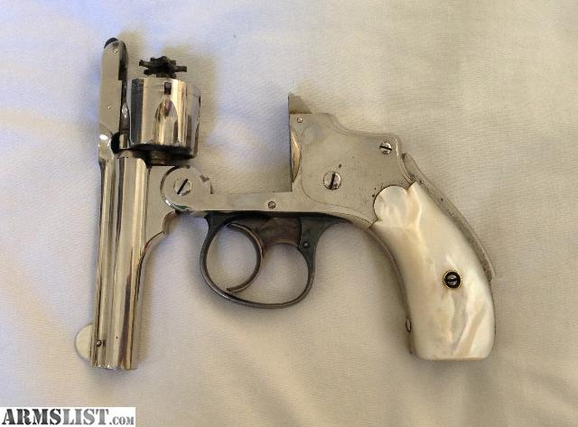 Vintage smith ivory grips