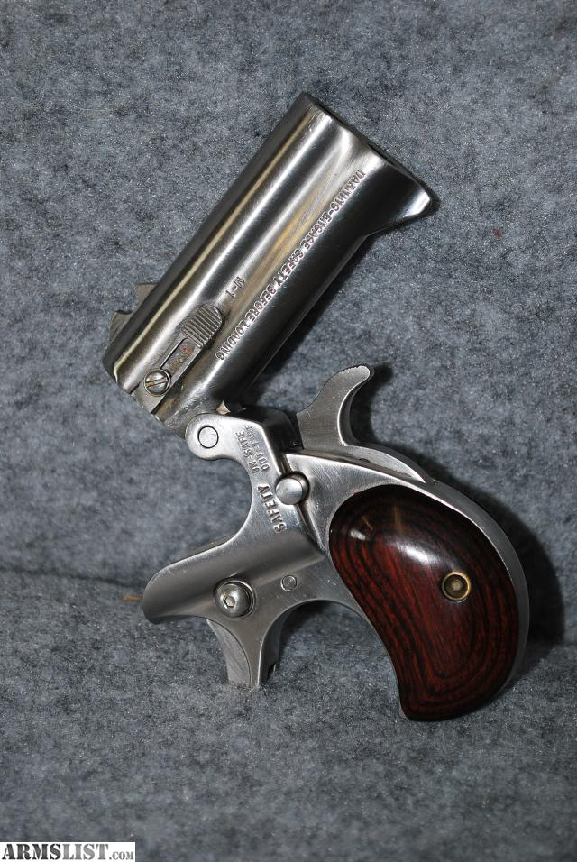 ARMSLIST - For Sale: American Derringer M1  38 Spl