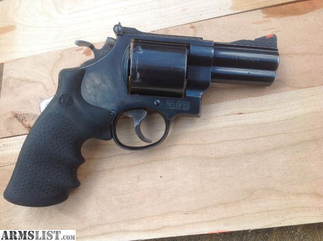 ARMSLIST - For Sale: S&W .44 Magnum 29-4 snub nose44 Magnum Snub Nose Revolver